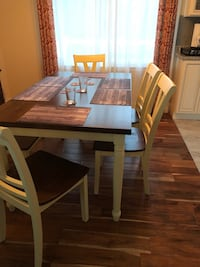 Dining table ONLY 36 x 60 Alexandria, 22310