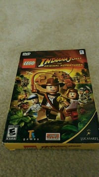 MAC DVD Lego Indiana Jones 6 km