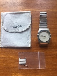 Omega Constellation Quartz Steel '95 Watch Saint Paul, 55104