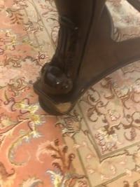Black and brown leather cowboy boots Richmond Hill, L4E 5B8