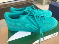 Puma limited edition suede sneakers Los Angeles, 91335