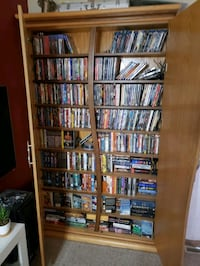 Dvds and blu ray DVDs