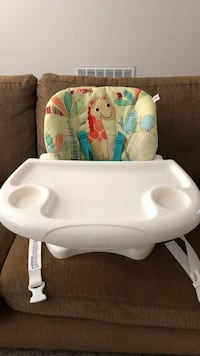 Baby Table Top High Chair Vacaville