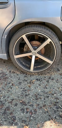 wheels and tires Capitol Heights, 20743