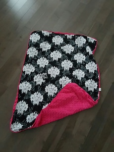 Car seat cover canopy