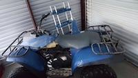 blue and gray ATV 2 stroke racing Conway, 72034