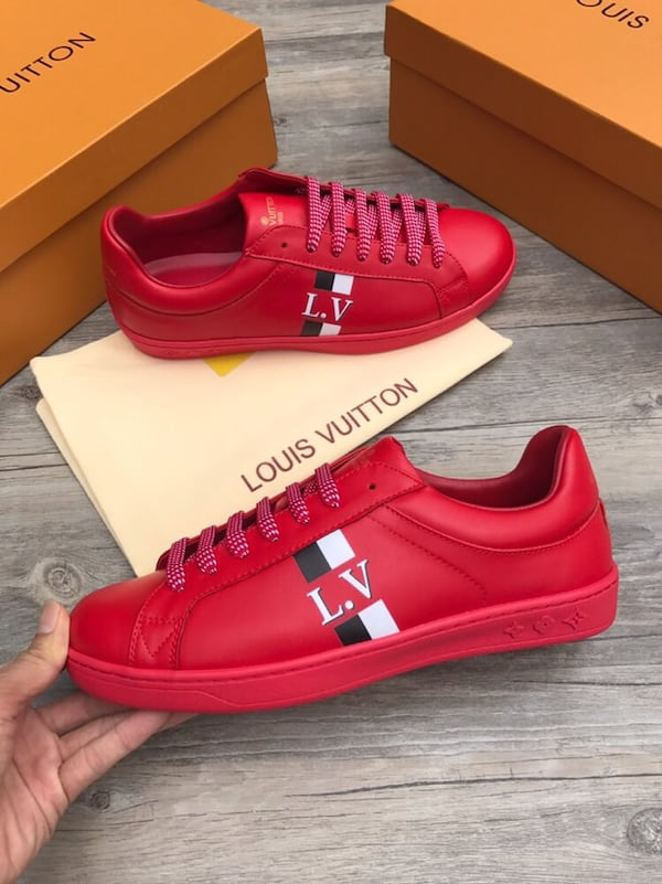 BY ORDER ONLY: Preowned Louis Vuitton Sneakers size 6-46 20d28078-3eb1-4110-932d-08e7bd740a6b