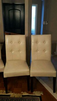 6 parson chairs...great condition Vaughan, L6A 2L7