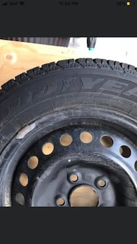 2015 Ford Focus rims and tires Toronto