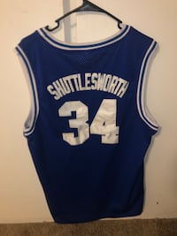 Ray Allen Jersey from He Got Game  Warwick, 02889