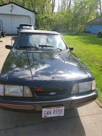 Ford - Mustang - 1989
