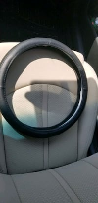 Hyundai Steering wheel cover.