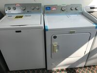 MAYTAG WASHER AND GAS DRYER SET Englewood, 07631