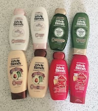 Whole blends shampoos and conditioners  Yorktown, 23692