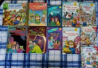 Little critters book lot Inverness, 34453