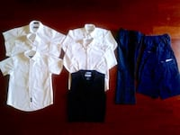 School uniforms size 5/6 ($30 for all) Nampa, 83651