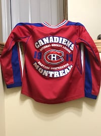 Canadians Jersey