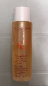 Clarins one-step facial cleanser with orange extract Burnaby, V5J