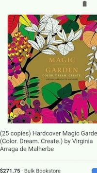 Magic Garden Color.Dream.creat
