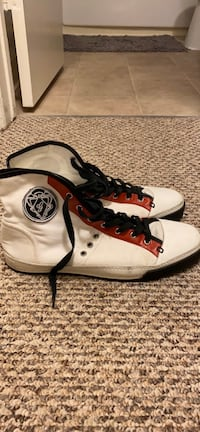 Authentic SZ10 1/2 US Mens Gucci high top sneakers West Hollywood, 90046
