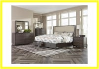 Bed Room Suite W/ Drawer Bed Missouri City