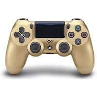 PS4 controller gold Mississauga, L5H 2B1
