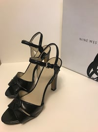 Black Nine West heals, size 9 Arlington, 22206