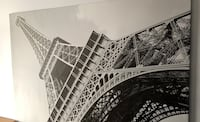 IKEA Eiffel Tower painting Vaughan, L4H 3T4