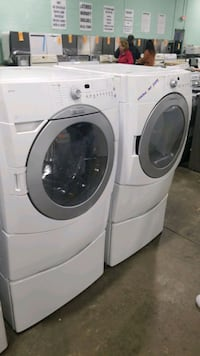 Maytag electric set dryer/washer 27inches. #41828