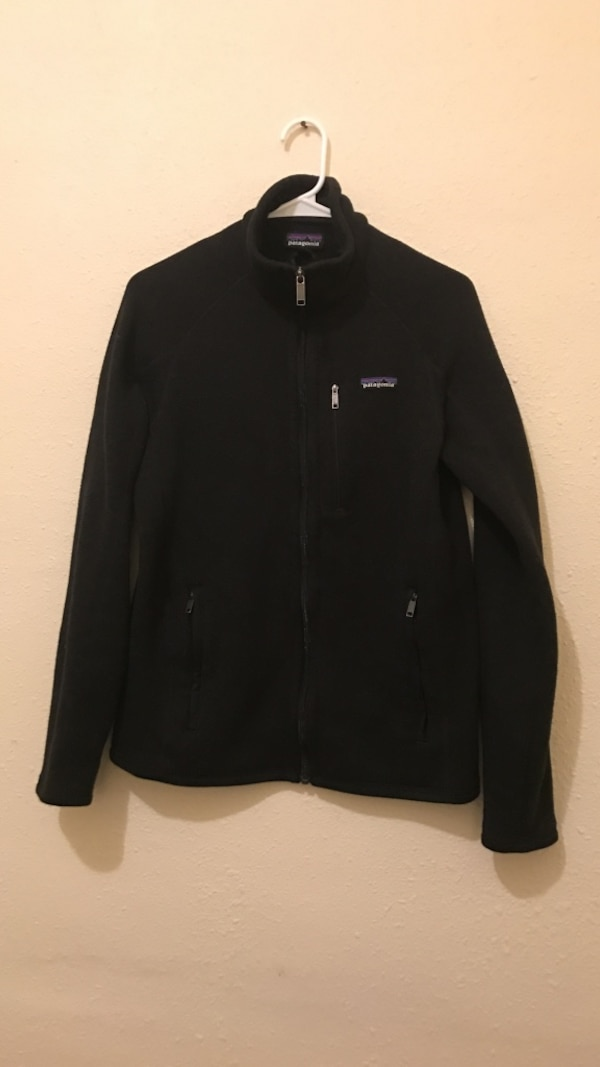 Used Patagonia Men S Better Sweater Fleece Jacket For Sale In