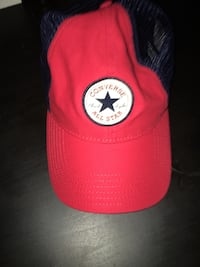 red and black New Era 59fifty cap Columbia, 21046