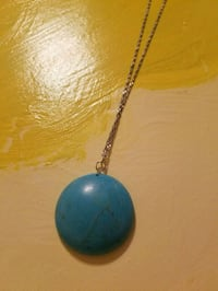 Long Turqouise Necklace