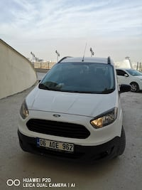2016 Ford Transit Courier 1.5 TDCi Trend
