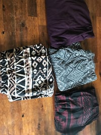 Women's small leggings lot Falcon Heights, 55108