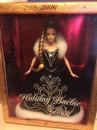 2006 Holiday Barbie new in Box  Odessa, 79761