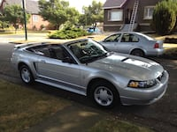 Ford - Mustang - 2001 Vancouver