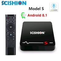 ANDROİD 7.1 SCİHSİON S TV BOX