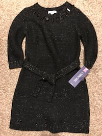 Girls size M sweater dress new with tags  Santa Rosa