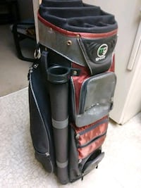 black and red golf bag Tampa, 33604
