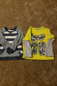 toddler's assorted clothes Gaithersburg, 20877