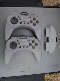 PS1 wireless controllers