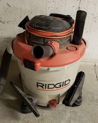 Rigid shop vac Edmonton, T5Y 3N4