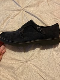 Brand new leather suede navy men's shoes Toronto, M5E 0A5