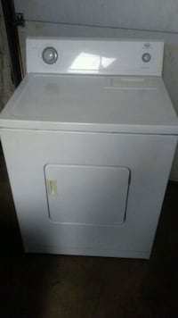 white front-load clothes dryer Charleston, 25311