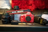 Canon 5D Mark III and accessories  Gaithersburg, 20877