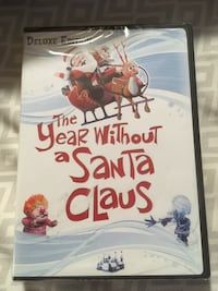 A year without Santa Claus dvd Calgary, T2A 6R8