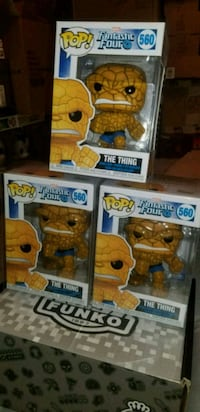 The Thing funko pops $30 EACH (FIRM PRICE) Toronto, M1L 2T3