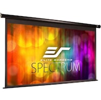 Elite Screens Spectrum, 180-inch Diag 16:9, Electric Motorized 4K/8K Drop Down Projector Screen Broadview Heights, 44147