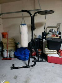 black and gray exercise equipment Melbourne, 32934
