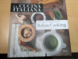 The Encyclopedia of Italian Cooking Cookbook